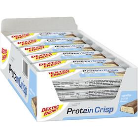Dextro Energy Protein Crisp Box 24 x 50g, Vanilla-Coconut